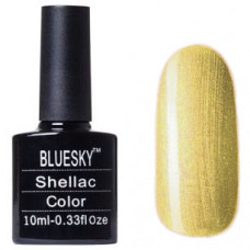 "Shellac bluesky  ""A"" №028"